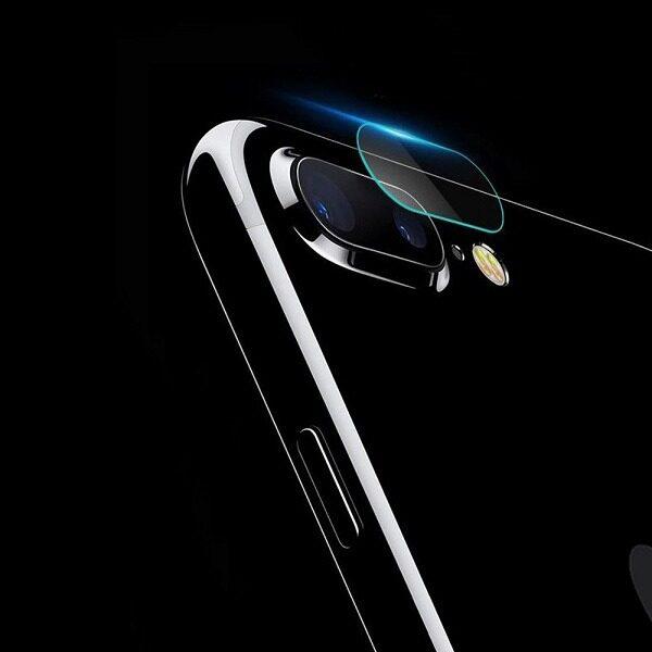 محافظ لنز دوربین آیفون هفت و هشت پلاس گلس لنز دوربین آیفون 7/8 Glass camera screen protector for Apple iPhone 7/8 plus