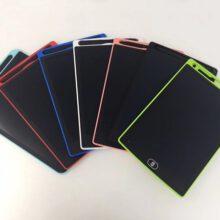 تبلت یادداشت و نقاشی با قلم یا کاغذ دیجیتالی نوشتاری 8.5 اینچی مناسب طراحی ، نقاشی و نوشتن بدون کاغذ lcd writing tablet digital drawing tablet 8.5 inch
