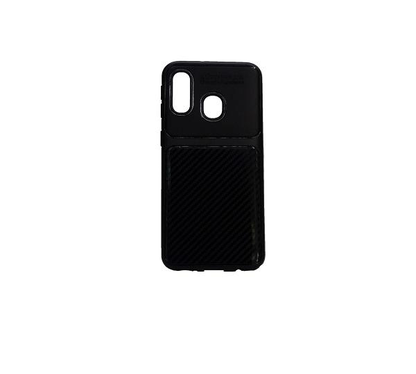 قاب A 40 محافظ ژله ای سامسونگ آ40 گلکسی ای 40 مناسب گوشی Autofocus Case For Samsung Galaxy A40
