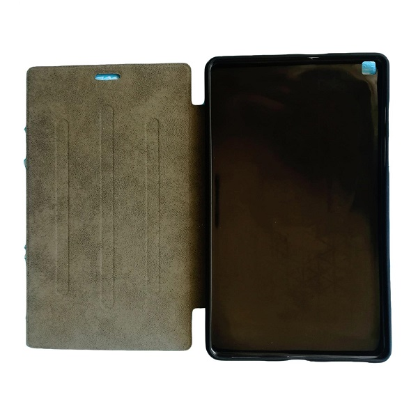 قاب T295 کیف تب a 2019 کاور T 295 کلاسوری TAB A تبلت سامسونگ تی 295 مدل فولیو اصلی مناسب سامسونگ Original Folio Cover Samsung Galaxy Tab A 8.0 2019 LTE SM-T295