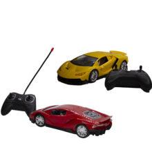 ماشین کنترلی طرح لامبورگینی یا فراری مناسب بازی کودکان مدل Super car REMOTE CONTROL CAR 567-A21