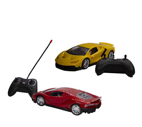 ماشین کنترلی طرح لامبورگینی مناسب بازی کودکان مدل Super car REMOTE CONTROL CAR 567-A21