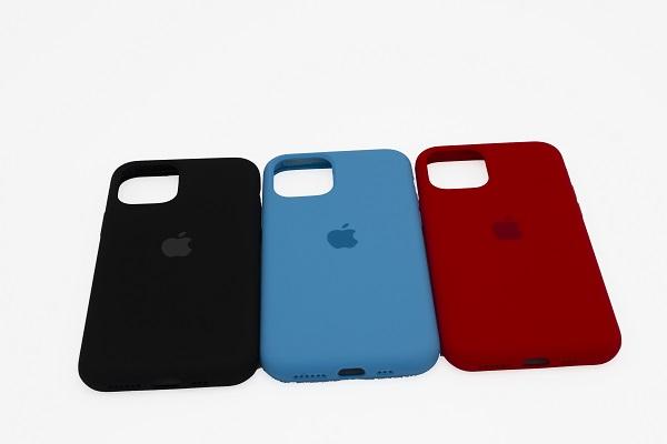 کاور قاب سیلیکونی آیفون 11 پرو کامل زیر بسته گارد محافظ اپل یازده پرو کیس رنگی ایفون 11 پرو 5.8 اینچ پایین بسته قاب اصلی سیلیکون فول گوشی ایفون پرو 11 Apple iPhone 11 pro 5.8 inch Silicone Case Iphone pro