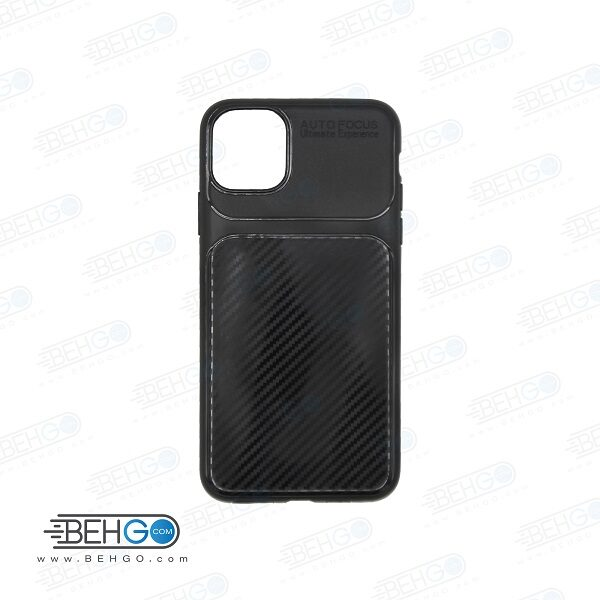 قاب ایفون 11 پرو محافظ ژله ای مشکی گوشی آیفون iphone 11 pro کاور مخصوص 11 pro قاب آیفون 11 پرو آیفون11 پرو قاب Autofocus Case for iphone 11 pro