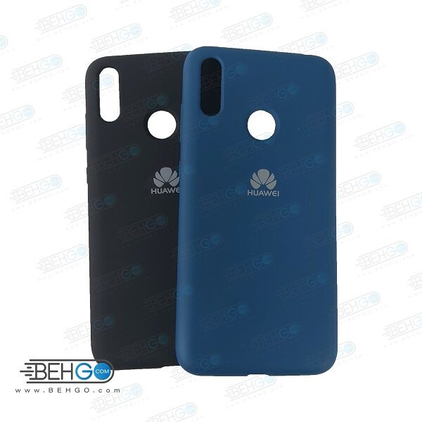 قاب سیلیکونی گوشی هواوی Y7 Prime 2019 کاور محافظ Y7 2019 قاب محافظ گوشی وای 7 پرایم 2019 سیلیکون هواوی Silicone Case Huawei Y72019