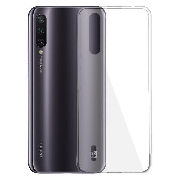 قاب MiA3 ژله ای شفاف محافظ بی رنگ گوشی شیائومی می ای 3 کاور نرم مخصوص MiA 3 قاب شیشه ای Clear Case for Xiaom cc9e/Mi A3