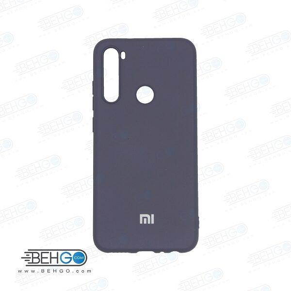 قاب redmi note 8محافظ قاب شیاومی نوت هشت کاور شیائومی نوت 8 سیلیکونی مناسب گوشی ردمی note 8  گارد Silicone back Cover for Xiaomi Note8  / Note 8