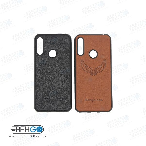 قاب y6 2019 کاور Y6Prime 2019 طرح عقاب مناسب گوشی موبایل Honor 8A قاب محافظ Best Eagle Case for Huawei Y6 2019