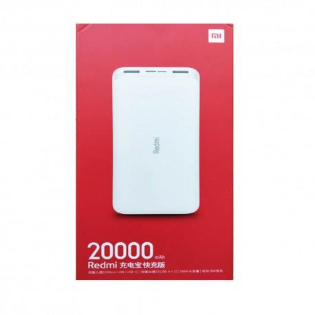 پاور بانک شیاومی بیست هزار اصلی پاوربانک شیائومی 20000 ردمی مدل Xiaomi Redmi 20000 PowerBank PB200LZM