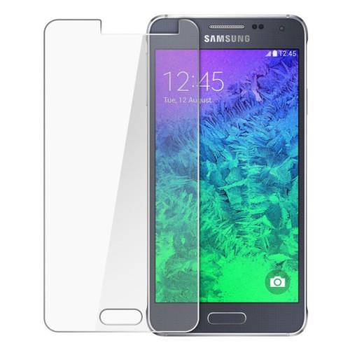 گلس بی رنگ و شفاف یا محافظ صفحه نمایش شیشه ای Glass Screen Protector samsung A3