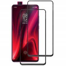 گلس شیاومی می نه تی پرو مناسب کا بیست پرو محافظ صفحه شیشه ای تمام صفحه گلس تمام چسب شیائومی Full Cover Glass Xiaomi Redmi K20 / K20 Pro / Mi9T / Mi9T Pro