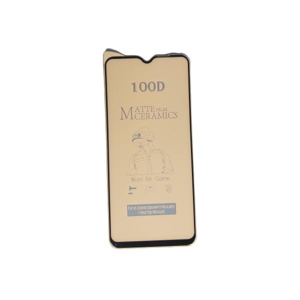 گلس مات نوت 8 پرو شیائومی با پوشش کامل محافظ سرامیکی مات اصلی شیاومی Redmi note8 pro انعطاف پذیر نشکن با چسب کامل محافظ صفحه نمایش نانو سرامیکی مات شیائومی  Original Matte Nano Flexible Ceramic Full Coverage Screen Protector with Full Glue Anti Broken For Xiaomi redmi note8 pro