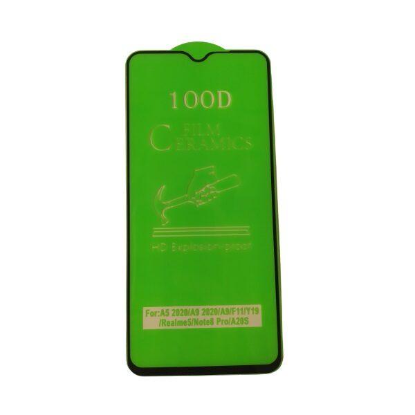 گلس گوشی شیائومی ردمی نوت 8 پرو با پوشش کامل محافظ سرامیکی نوت هشت پرو اصلی شیاومی redmi Note 8 pro انعطاف پذیر نشکن با چسب کامل محافظ صفحه نمایش نانو شیائومی نوت 8 پرو سرامیکی شیائومی Original Nano Flexible Ceramic Full Coverage Screen Protector with Full Glue Anti Broken For Xiaomi Redmi Note8 pro