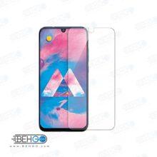 گلس A40 بی رنگ و شفاف یا محافظ صفحه نمایش شیشه ای Glass Screen Protector samsung A40