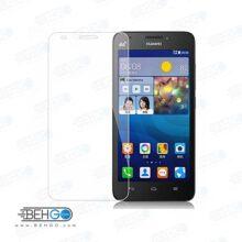 گلس G620 بی رنگ و شفاف هواوی جی 620 یا ,g620 محافظ صفحه نمایش شیشه ای Glass Screen Protector huawei G620