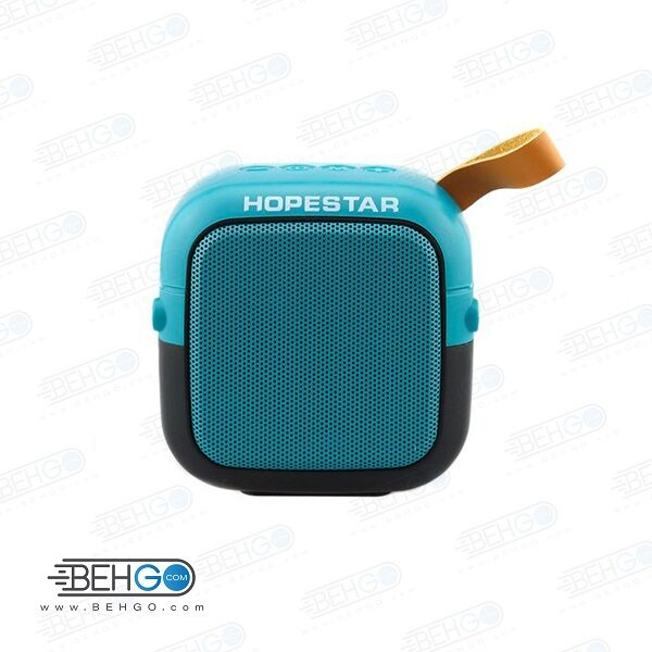 اسپیکر بلوتوث دار مدل هاپ استار تی 5 امکان AUX ، رم ، فلش خور قابل حمل با کیفیت Hopestar mini T5 Bluetooth Speaker