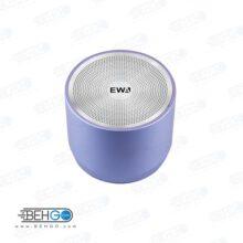 بلندگو یا اسپیکر اصلی بلوتوثی AUX ، رم مموری خور قابل حمل با کیفیت EWA A3 Bluetooth Speaker