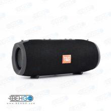 بلندگو یا اسپیکر اصلی بلوتوثی، فلش و مموری خور قابل حمل با کیفیت T&G TG 118 Bluetooth Speaker