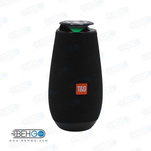 بلندگو یا اسپیکر اصلی بلوتوثی، فلش و مموری خور قابل حمل با کیفیت TG 508 Bluetooth Speaker