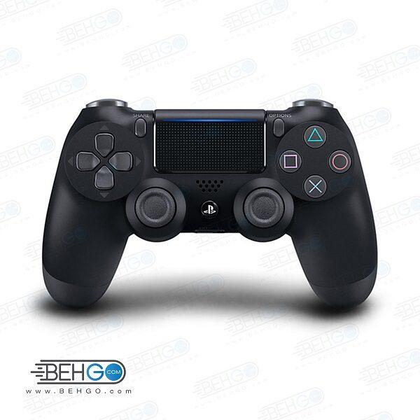 دسته بازی کنسول PS4 سونی مدل Sony PS4 Dual Shock 4 Wireless Controller