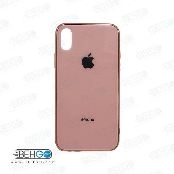 قاب آیفون ایکس و ایفون ایک اس اصلی کیس پشت گلس یا شیشه ای ایفون 10 اپل Original Glass Case For Apple iPhoneX /iphone Xs