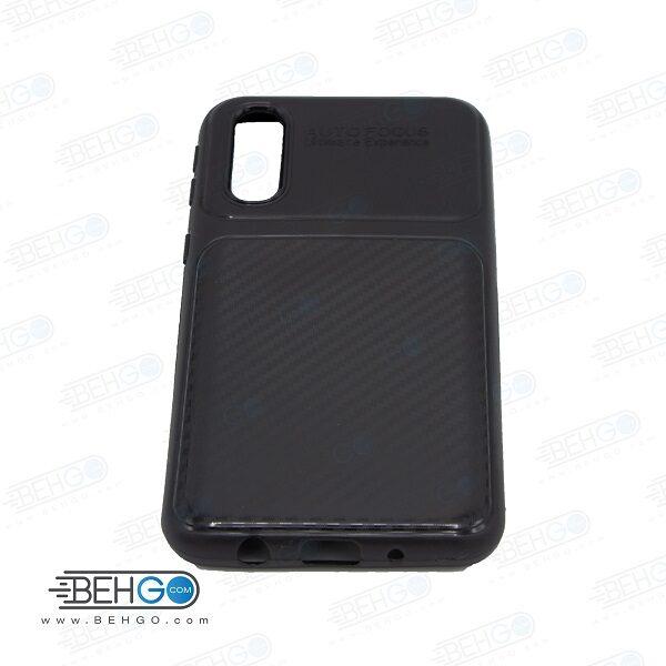 قاب گوشی سامسونگ A2 core محافظ ژله ای مشکی گوشی A2 کور کاور مخصوص سامسونگ ای 2 کور قاب Autofocus Case for Samsung Galaxy A2 core
