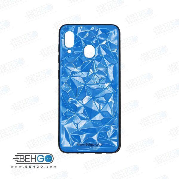 قاب گوشی سامسونگ A20 و A30 مدل فانتزی رنگی سه بعدی آ بیست و آ سی کاور A 20 و A 30 مناسب گوشی سامسونگ Best Luxury 3D Color Case for Samsung Galaxy A20/A30