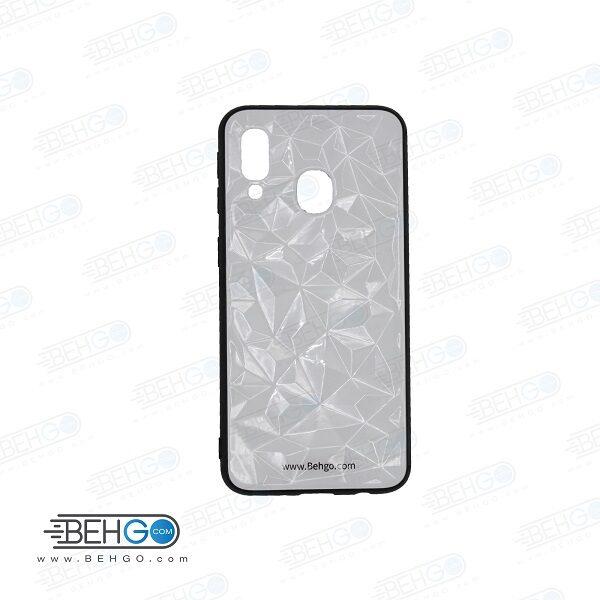 قاب گوشی سامسونگ A40 مدل فانتزی رنگی سه بعدی آ چهل کاور A 40 مناسب گوشی سامسونگ Best Luxury 3D Color Case for Samsung Galaxy A40