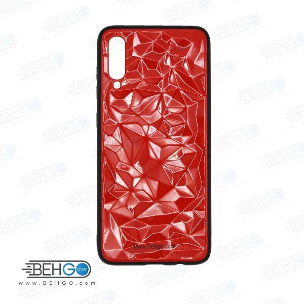 قاب گوشی سامسونگ A70 مدل فانتزی رنگی سه بعدی آ هفتاد کاور A 70 مناسب گوشی سامسونگ Best Luxury 3D Color Case for Samsung Galaxy A70