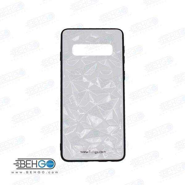 قاب گوشی سامسونگ S10 مدل فانتزی رنگی سه بعدی S 10 کاور اس ده مناسب گوشی سامسونگ Best Luxury 3D Color Case for Samsung Galaxy S10