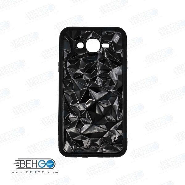 قاب گوشی سامسونگ j7 مدل فانتزی رنگی سه بعدی j7 کاور جی هفت مناسب گوشی سامسونگ Best Luxury 3D Color Case for Samsung Galaxy J7