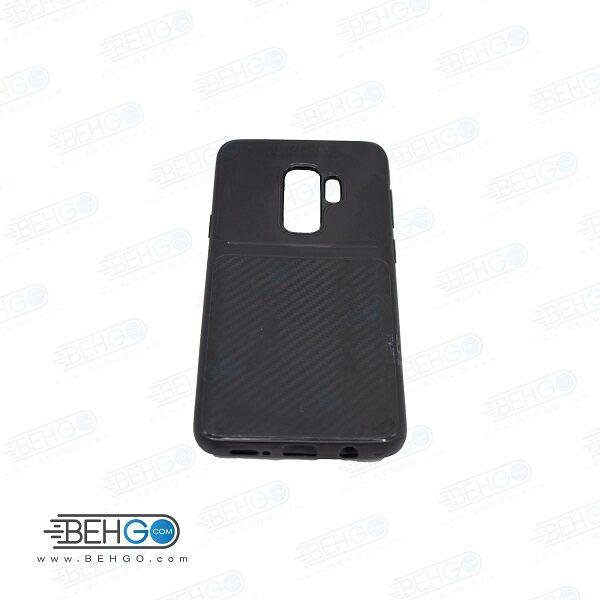 قاب گوشی سامسونگ s9 plus محافظ ژله ای مشکی گوشی s 9 plus کاور مخصوص سامسونگ اس 9 پلاس قاب Autofocus Case for Samsung Galaxy S9 plus