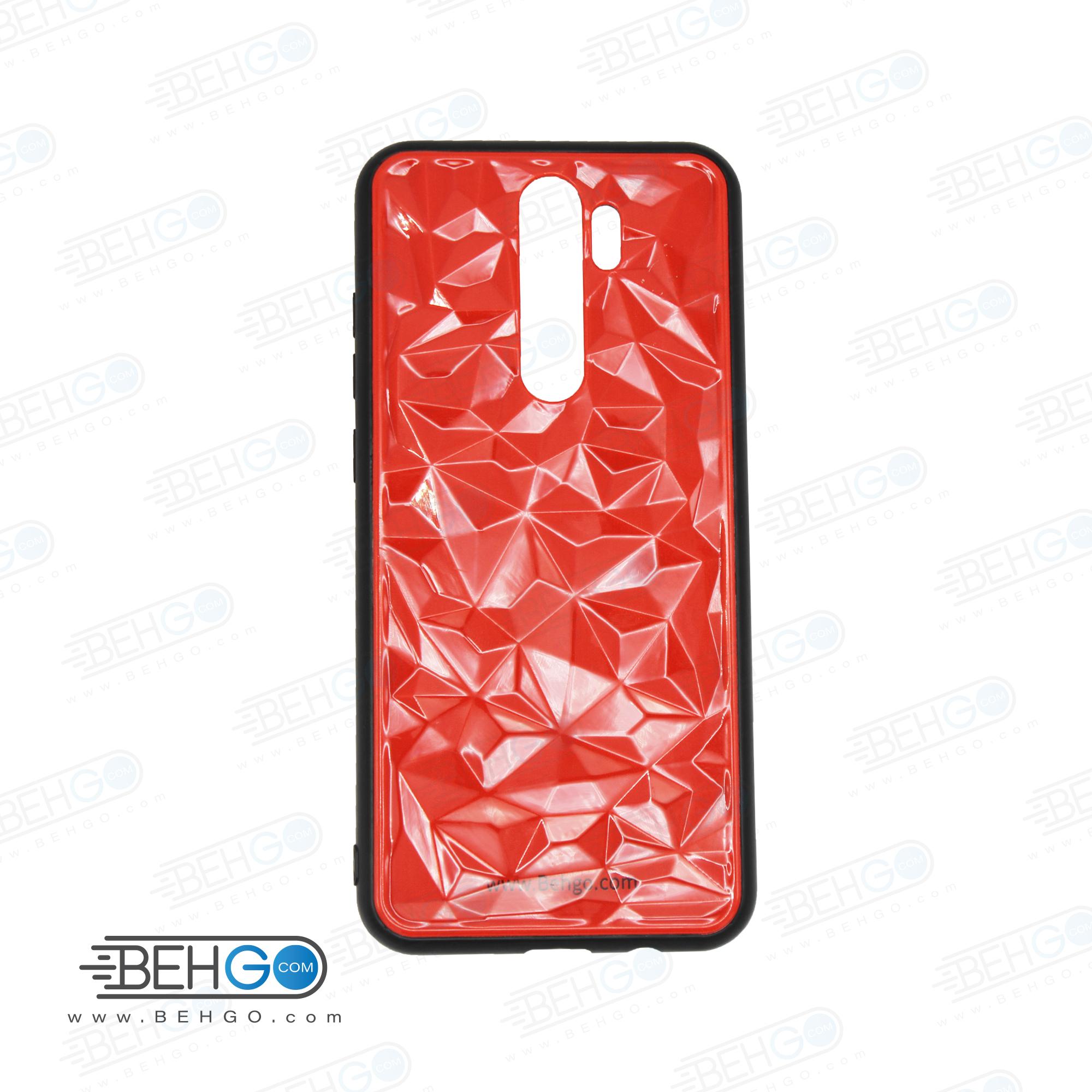 قاب گوشی شیائومی ردمی نوت8 پرو مدل فانتزی رنگی سه بعدی Redmi Note8