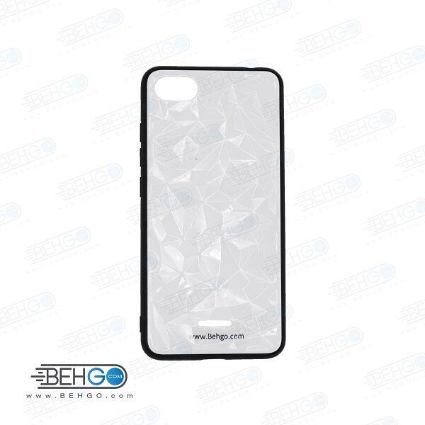 قاب گوشی شیائومی ردمی 6a مدل فانتزی رنگی سه بعدی redmi 6a کاور ردمی 6a مناسب گوشی شیائومی Best Luxury 3D Color Case for Xiaomi Redmi 6a
