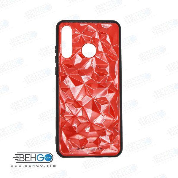 قاب گوشی هواوی P30 lite مدل فانتزی رنگی سه بعدی p 30 lite کاور پی 30 لایت مناسب گوشی هواوی Best Luxury 3D Color Case for Huawei P30 lite