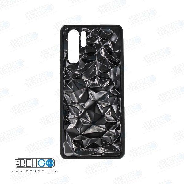 قاب گوشی هواوی P30 pro مدل فانتزی رنگی سه بعدی p 30 pro کاور پی 30 پرو مناسب گوشی هواوی Best Luxury 3D Color Case for Huawei P30 pro