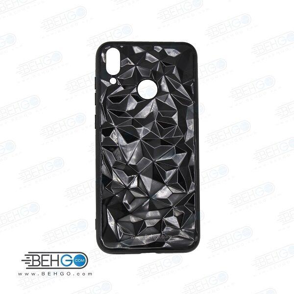 قاب گوشی هواوی honor 8c مدل فانتزی رنگی سه بعدی honor 8 c کاور آنر 8 سی مناسب گوشی هواوی Best Luxury 3D Color Case for Huawei honor 8c