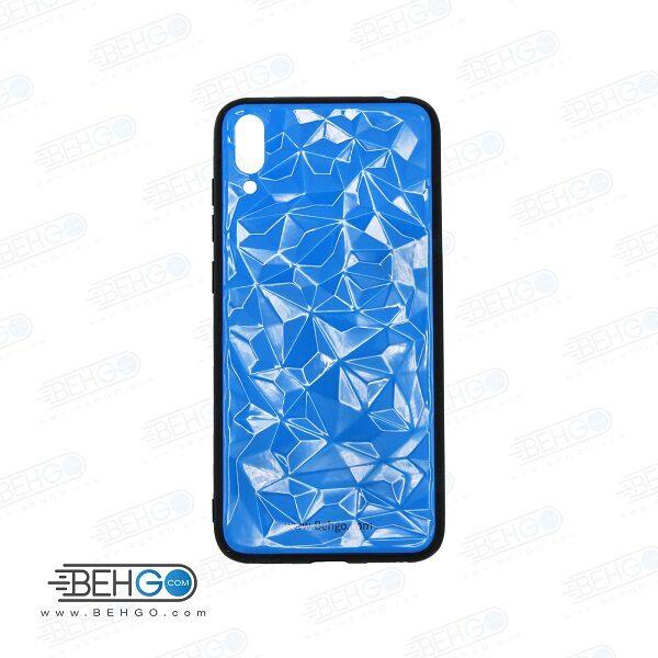 قاب گوشی هواوی y7 pro 2019 مدل فانتزی رنگی سه بعدی y7pro 2019 کاور وای هفت پرو 2019 مناسب گوشی هواوی Best Luxury 3D Color Case for Huawei Y7 pro 2019