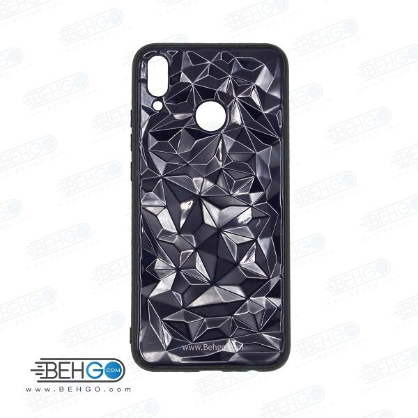 قاب گوشی هواوی y9 2019 مدل فانتزی رنگی سه بعدی y9 2019 کاور وای نه 2019 مناسب گوشی هواوی Best Luxury 3D Color Case for Huawei Y9 2019