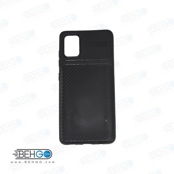 قاب A51 سامسونگ رنگ مشکی ای پنجاه و یک کاور گوشی سامسونگ گلکسی ا Best Autofocus TPU Back Cover for Samsung Galaxy A51
