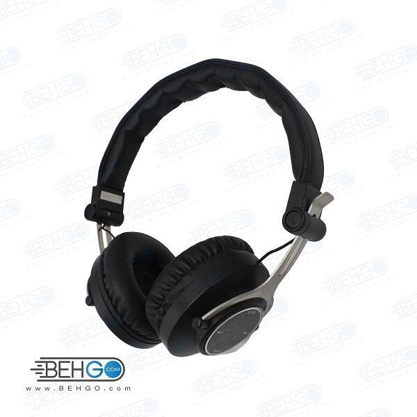هدفون بی سیم هیسکا HISKA اصلی مدل K-310HP با کیفیت HISKA K-310HP Wireless Headphones
