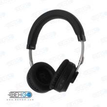 هدفون بی سیم هیسکا HISKA اصلی مدل K-320HP با سری چرخشی HISKA K-320HP Wireless Headphones