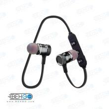 هندزفری بلوتوث گردنی مدل SGS 888 هدفون یا هدست بلوتوثی با کیفیت SGS 888 wireless Bluetooth earphones