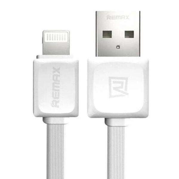 کابل اصلی اپل فست مدل ریمکس Rc-008i برای شارژ و انتقال فایل ایفون REMAX Fast Charge Data Cable For iPhone USB RC-008i