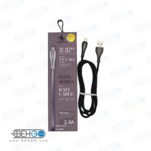 کابل شارژ سریع آیفون لایتنینگ مدل هیسکا Hiska LX-CA94 Fast charge lightning cable