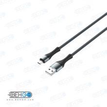 کابل شارژ سریع تایپ سی مدل الدینیو Ldinio LS401 type-c Fast charge cable