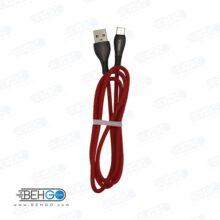 کابل شارژ سریع تایپ سی مدل هیسکا Hiska LX-CA94 Fast charge cable
