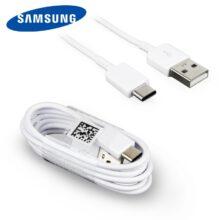 کابل فست شارژ سریع سامسونگ اس 8 تایپ سی کابل اصلی تایپ سی سامسونگ اس 8 سازگار با هواوی،الجی و سایر گوشی های تایپ سی Best Samsung S8 original Type-C Cable usb type c