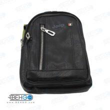 کیف مدارک، لوازم و کیف پاور بانک مدل جیپ 7201 کیف گردنی و دوشی JEEP 7201 Mobile Accessories Bag