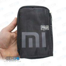 کیف موبایل ، لوازم و کیف پاور بانک طرح شیائومی مدل گائولما کیف کمری Xiaomi Gaolema Mobile Accessories Bag – MI bag
